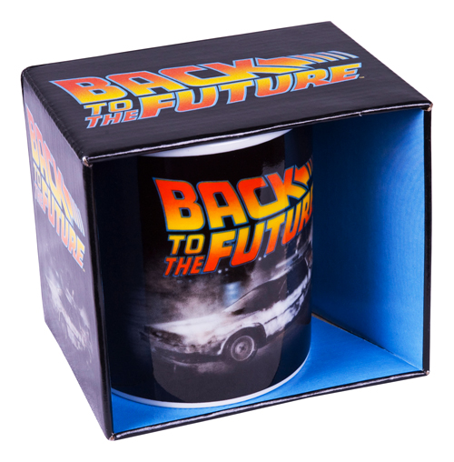 Back To The Future Mug £5.99